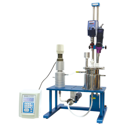 Mixing & Rotor/stator high shear dispersering & ultrasonic dispersering combination system