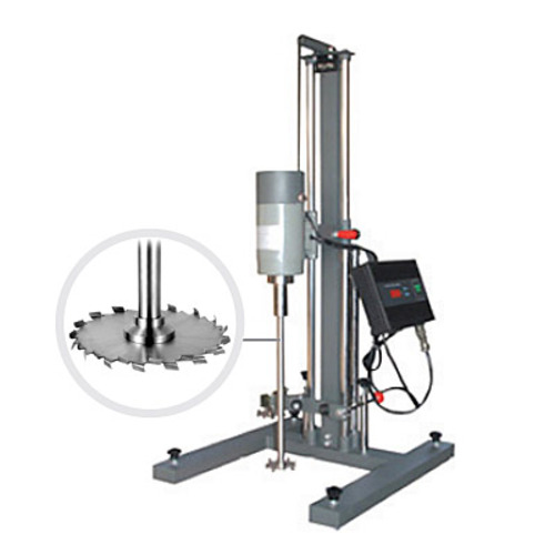 High Speed Disperser Introduction