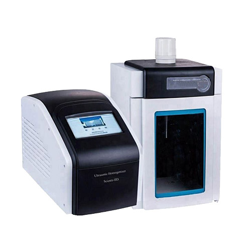 Korea Process Technology 초음파유화기 KSS IID New Type Of Ultrasonicator With 7 TFT Touch Display
