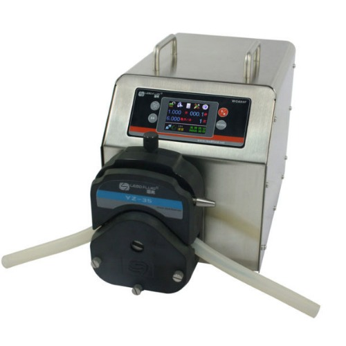 KWG600F Industrial Speed-Variable Peristaltic Pump Introduction