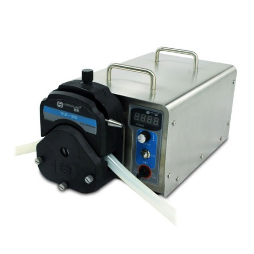 KWG600S Industrial Speed-Variable Peristaltic Pump Introduction