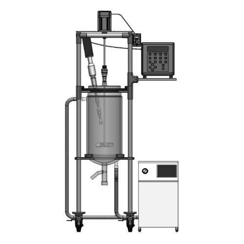 Korea Process Technology K-SuperSonic(TM), KSS-T15 Ultrasonic dispersing, homogenizing & Extraction System
